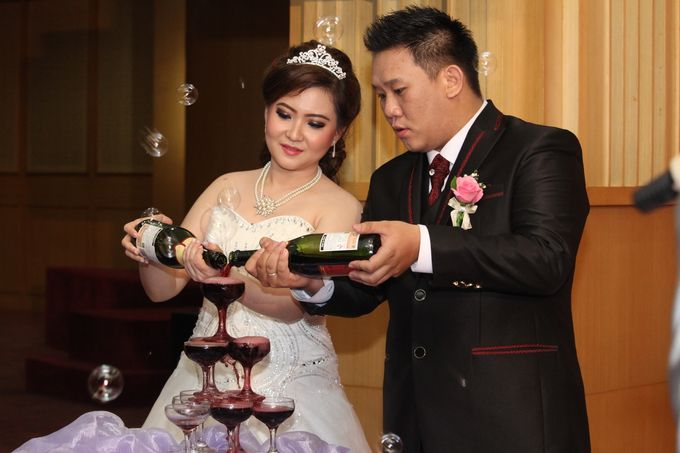 Wedding at gading premiere hall by X-Seven Entertainment - 003