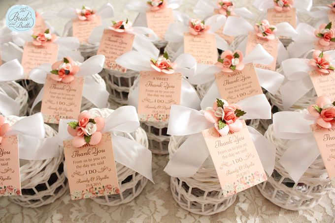 Wedding Favors by The Bride and Butter - 036