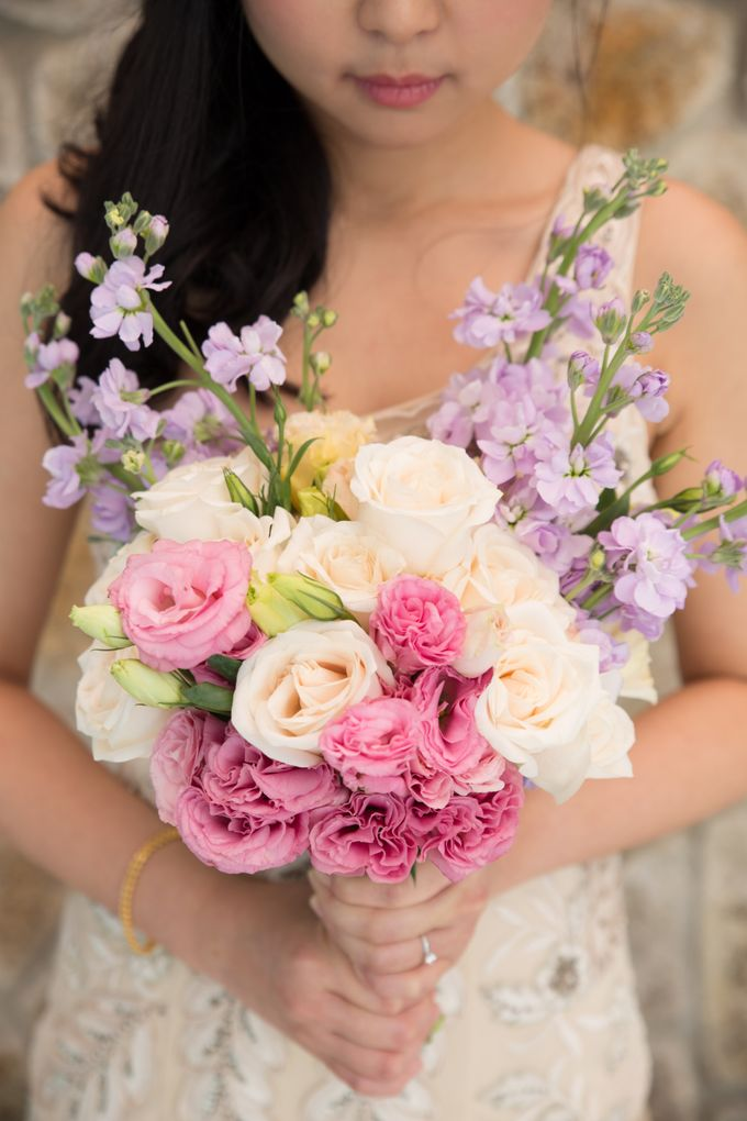 Bridal Bouquet by BloomThis - 002