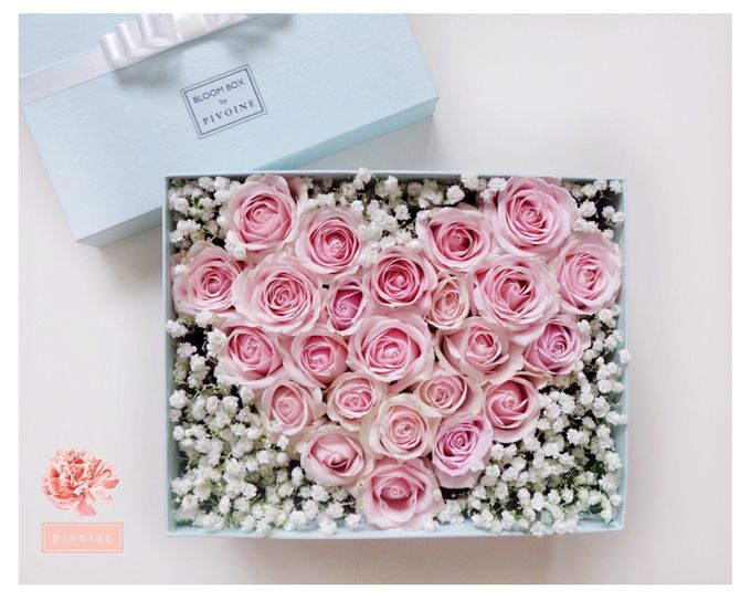 ring box by Pivoine Flower Shop - 017