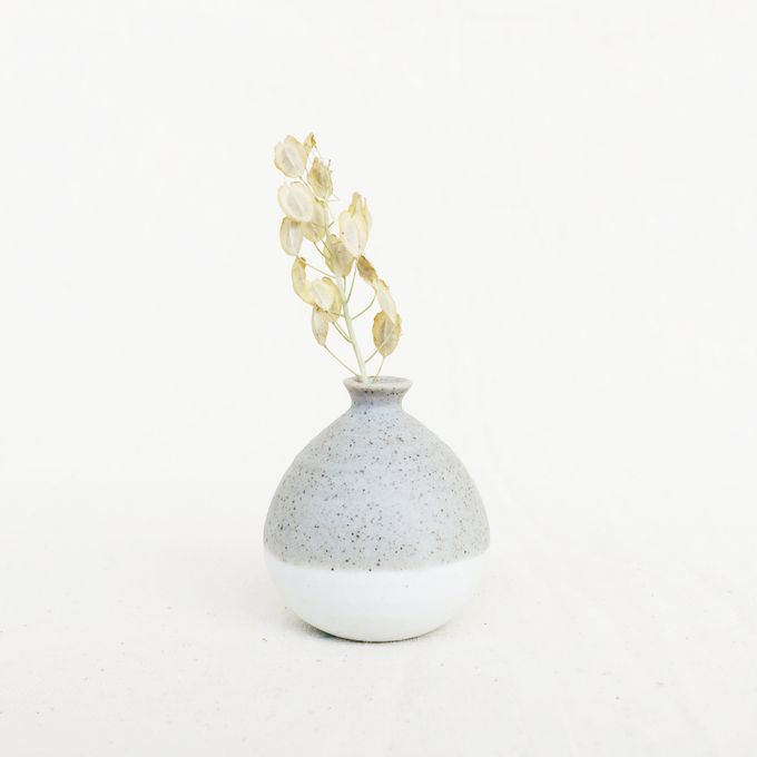 Handmade Mini Vase Pastel Collection by Oh!eaf - 001