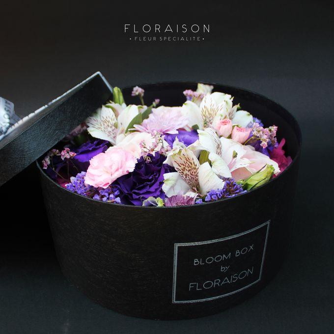 Simply Black by Floraison - 006