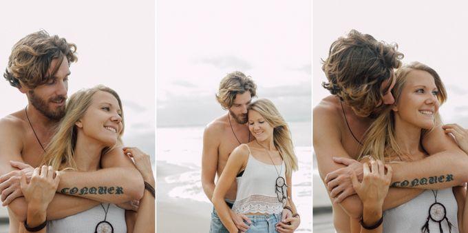 Love Story in Bali - Johanna & Rune by ELNATH - 001