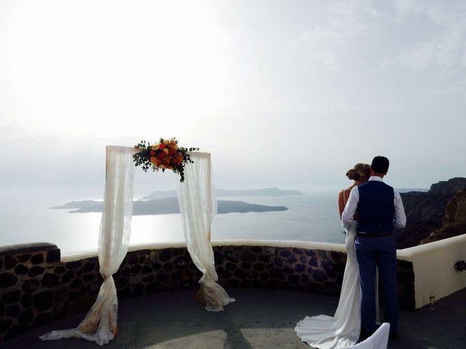 Cloudy wedding in Caldera by Santo weddings by mk - 018