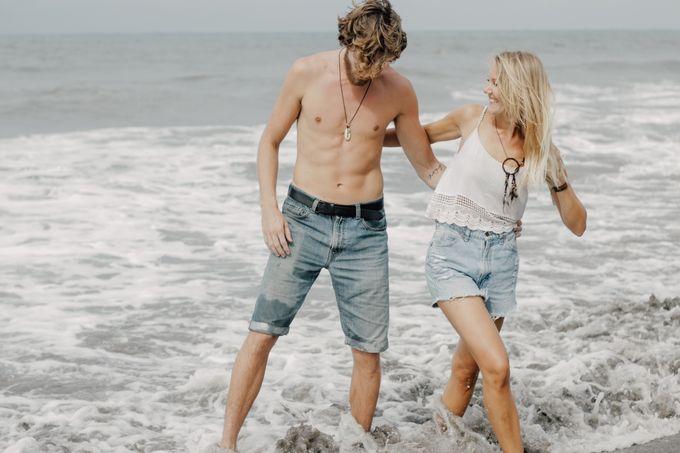 Love Story in Bali - Johanna & Rune by ELNATH - 005