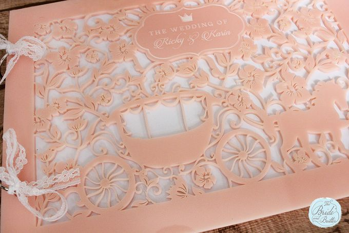 WEDDING GUESTBOOK by The Bride and Butter - 006