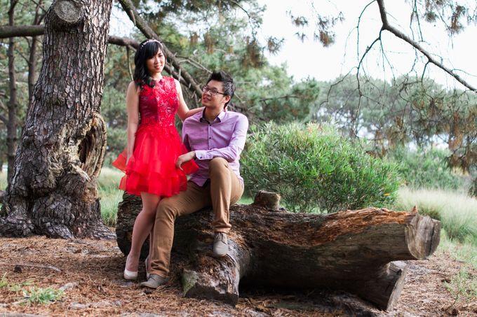 Andry & Vanessa Prewedding by Deppicto - 014
