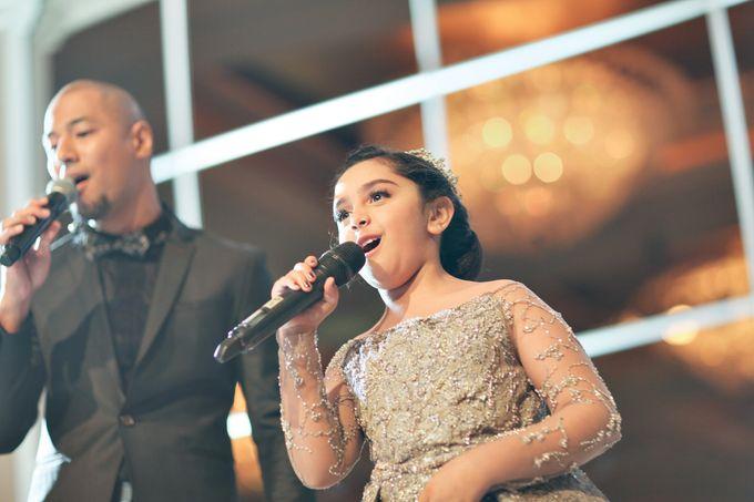 Saffana & Harish Wedding Reception by JAYSU Weddings by Jacky Suharto - 026