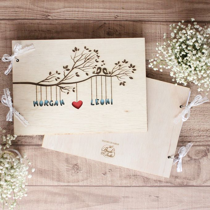 WEDDING GUESTBOOK by The Bride and Butter - 007