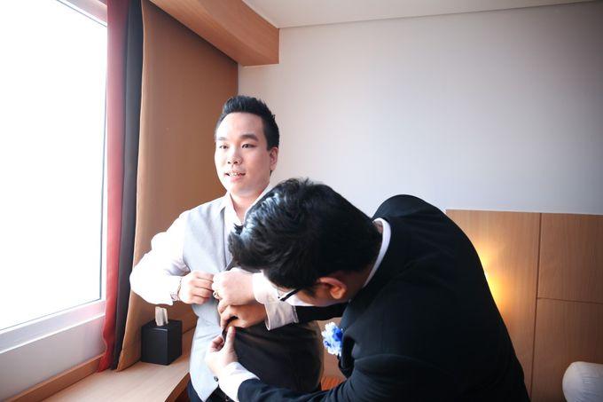 wedding day 2 by Xin-Ai Bride - 013