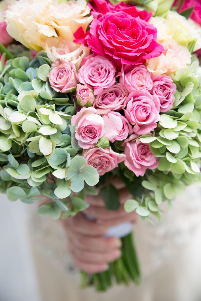 Bridal Bouquet by BloomThis - 004