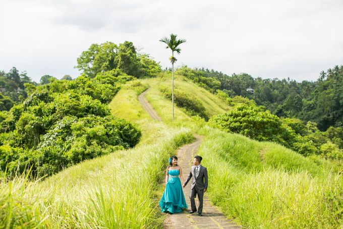 The Prewedding Of Yudi & Stella by My Dream Bridal and Wedding - 006