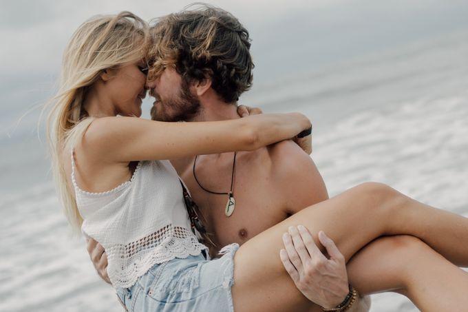 Love Story in Bali - Johanna & Rune by ELNATH - 006