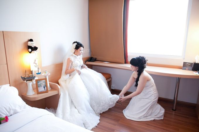 wedding day 2 by Xin-Ai Bride - 017