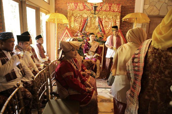 Tika & Dimas by Adhyakti Wedding Planner & Organizer - 028