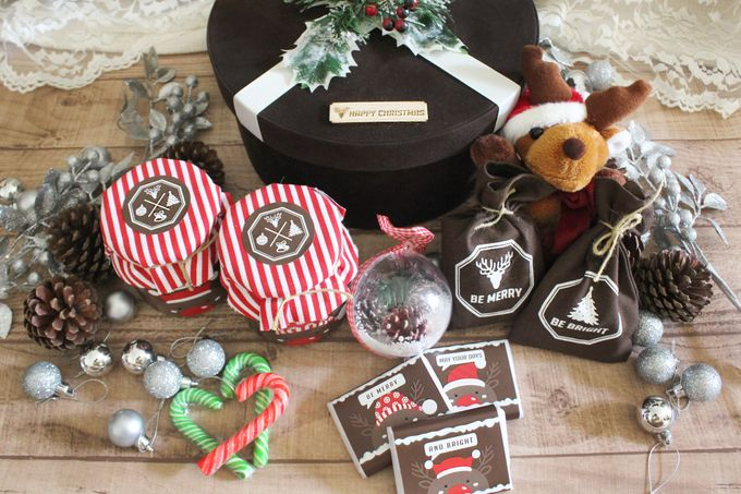 CHRISTMAS GIFT  2015 - LIMITED STOCK ONLY by The Bride and Butter - 004