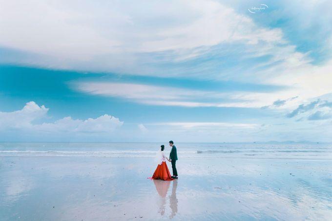 Destination Prewedding - Jeffery & Sophia by Shuttering Hearts - 001