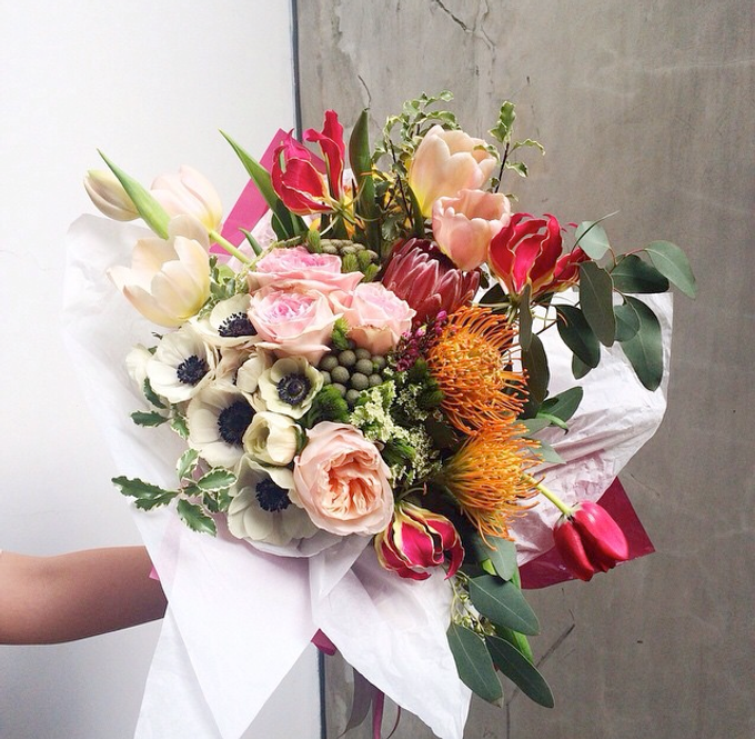 Daily Arrangements by Jasmine Florist - 017