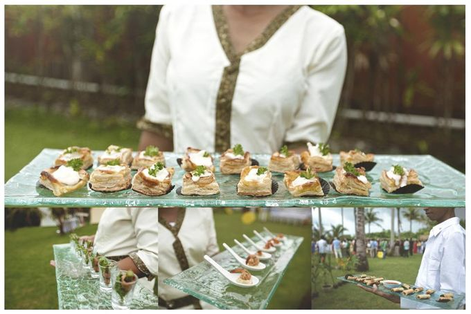 Ivi & Ian by Lumbung Catering - 001