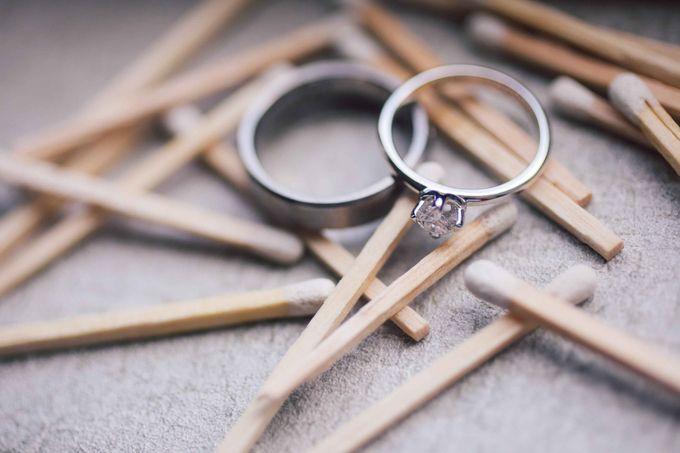 Munirah  & Amir - Wedding Reception by Raihan Talib Photography - 001
