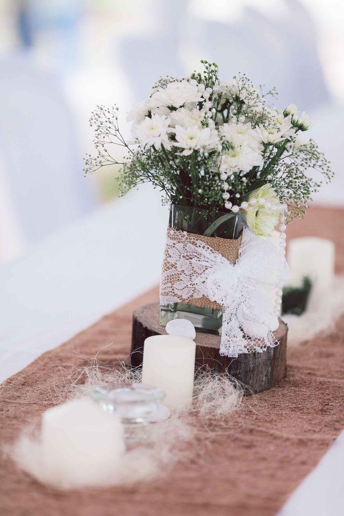 Munirah  & Amir - Wedding Reception by Raihan Talib Photography - 018