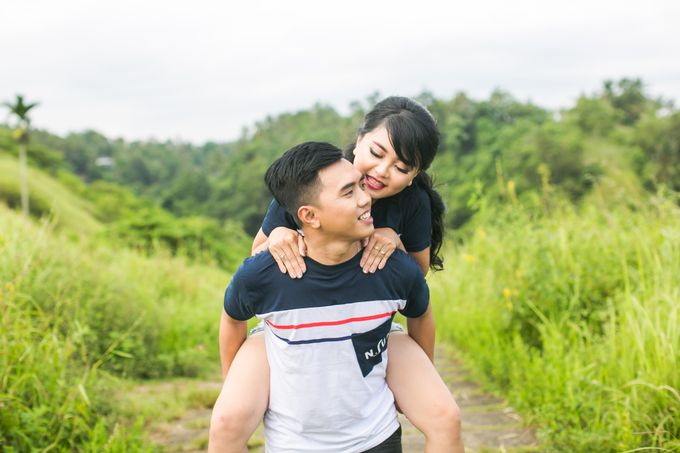 The Prewedding Of Yudi & Stella by My Dream Bridal and Wedding - 008