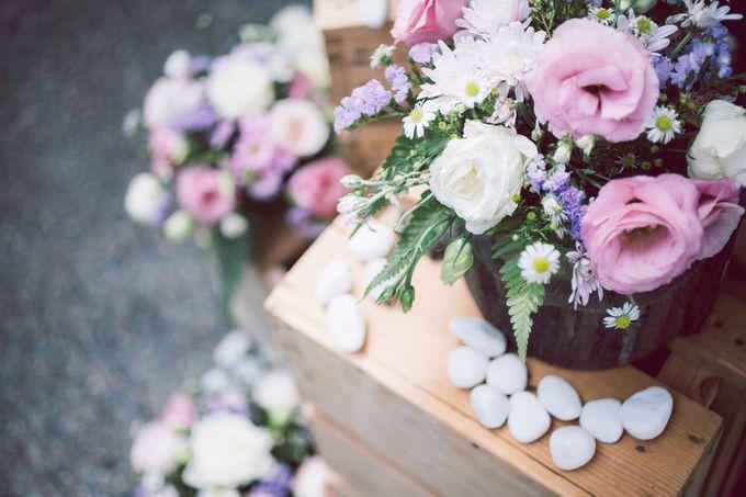 Munirah  & Amir - Wedding Reception by Raihan Talib Photography - 026