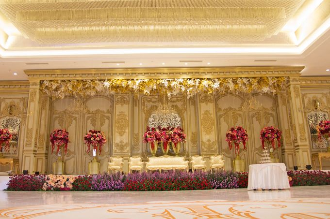Wedding of Luther and Novi by Culture Royale Catering - 008