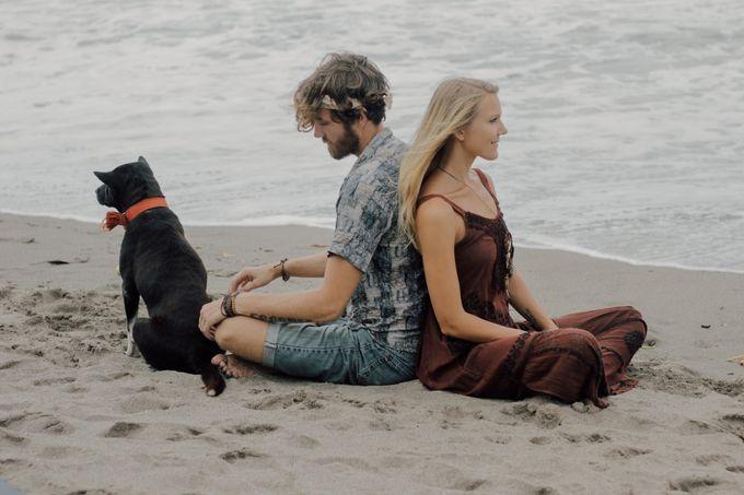 Love Story in Bali - Johanna & Rune by ELNATH - 012