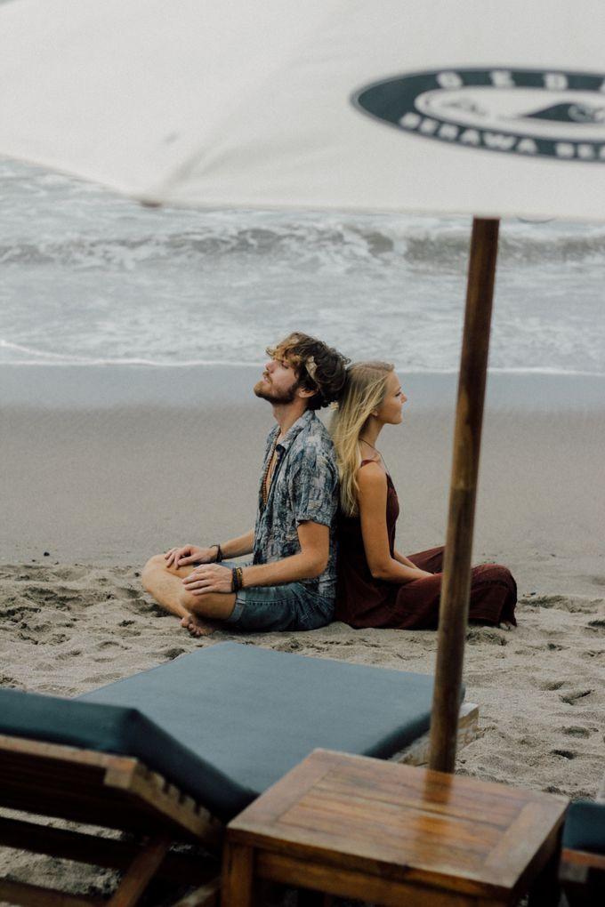 Love Story in Bali - Johanna & Rune by ELNATH - 013