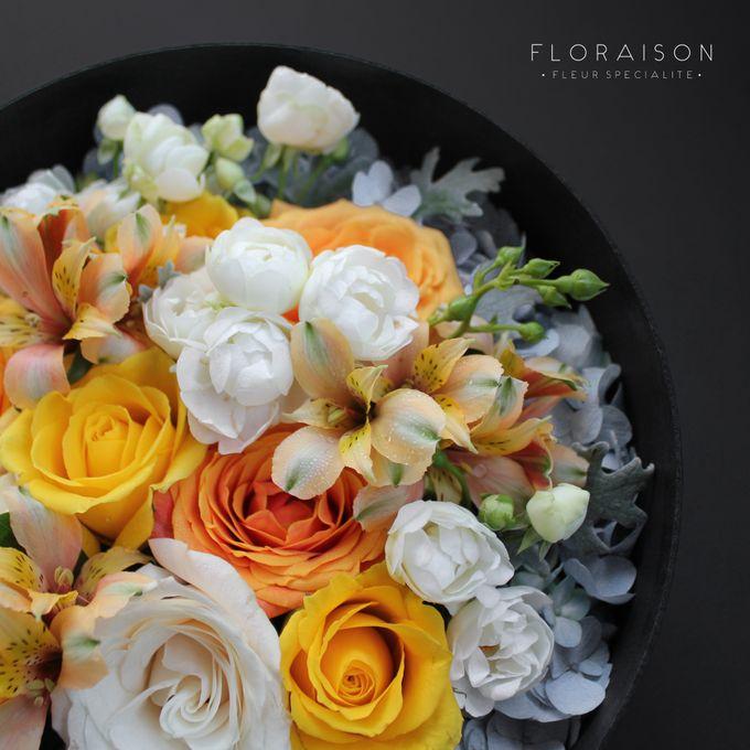 Simply Black by Floraison - 007
