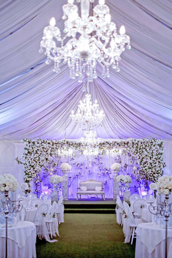 Farisya & Ikram - Wedding Reception  by Raihan Talib Photography - 004