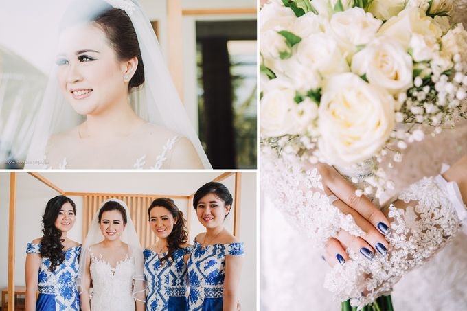 Halim & Meily Wedding by go+ - 011