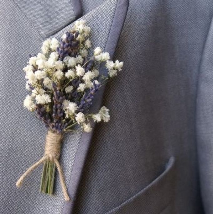 Boutonnières & Corsages by Angie Fior - 004