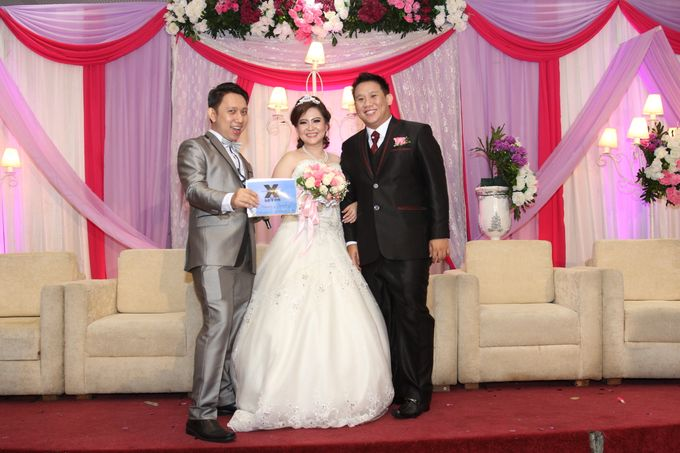 Wedding at gading premiere hall by X-Seven Entertainment - 004