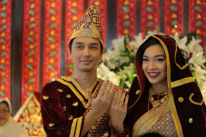 Tika & Dimas by Adhyakti Wedding Planner & Organizer - 026