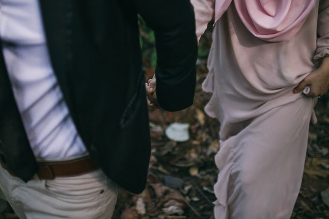 Hanif & Fathin by The Journals Film - 002