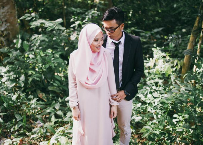 Hanif & Fathin by The Journals Film - 003