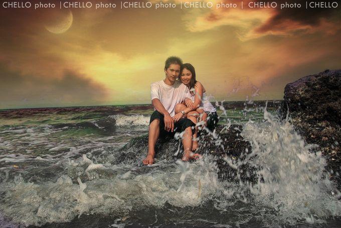 Pre Wedding Shoot by CHELLO digitalStudio - 012