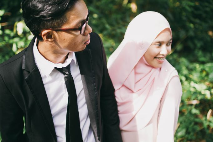 Hanif & Fathin by The Journals Film - 005