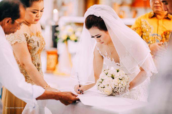 Halim & Meily Wedding by go+ - 017