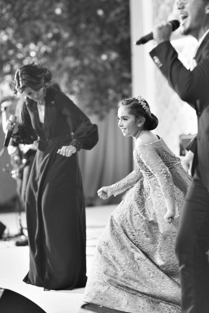Saffana & Harish Wedding Reception by JAYSU Weddings by Jacky Suharto - 033