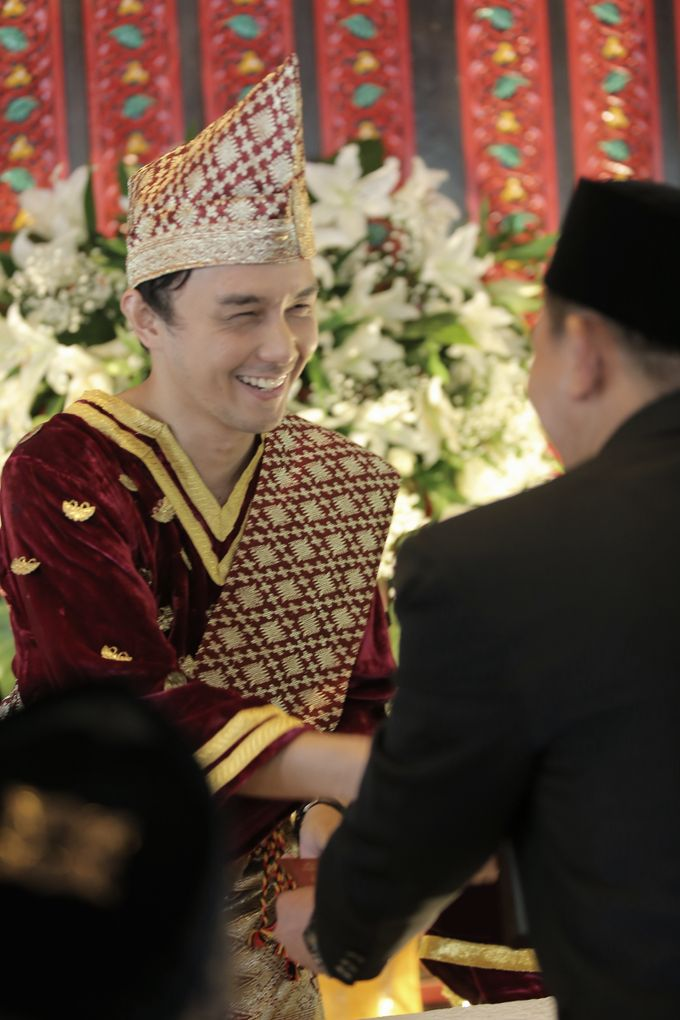 Tika & Dimas by Adhyakti Wedding Planner & Organizer - 029