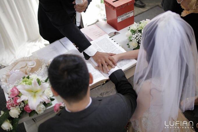 Erick & Itha Wedding by Dante Wedding Planner - 009