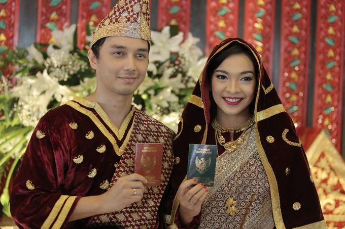 Tika & Dimas by Adhyakti Wedding Planner & Organizer - 027