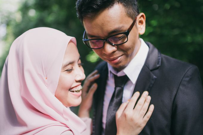 Hanif & Fathin by The Journals Film - 009