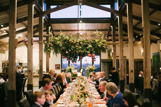 The Barn Wedding by Stones of the Yarra Valley - 010
