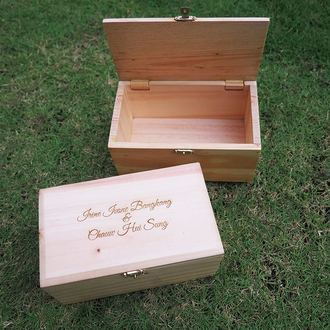 Wooden Box by Sesso - 007