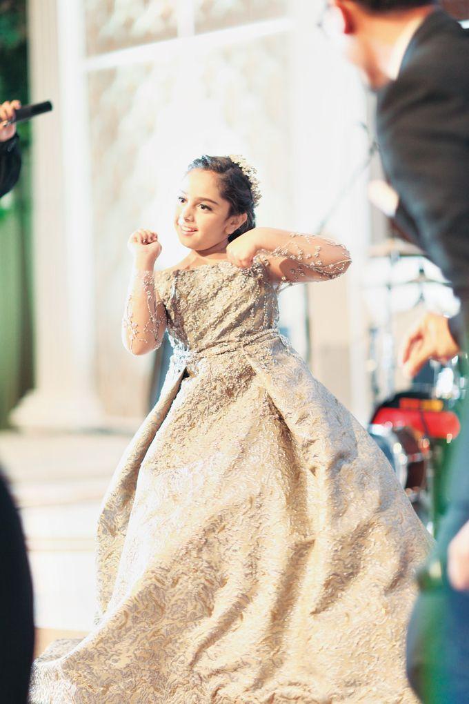 Saffana & Harish Wedding Reception by JAYSU Weddings by Jacky Suharto - 034