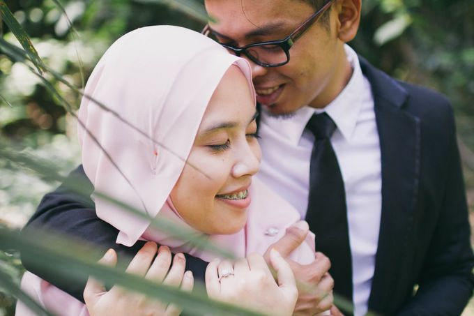 Hanif & Fathin by The Journals Film - 011